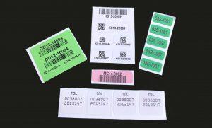 Pre-Printed Paper Labels